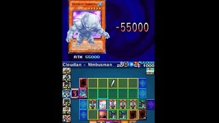 HIGEST ATK and DAMAGE in YU GI OH Game, Power Attack 55.000