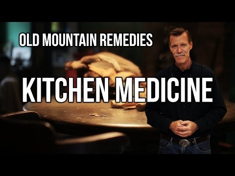 3021 - Kitchen Remedies / Old Mountain Remedies - Walt Cross