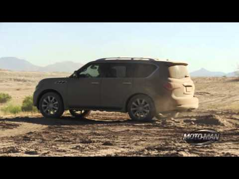 Infiniti QX56 Off Road