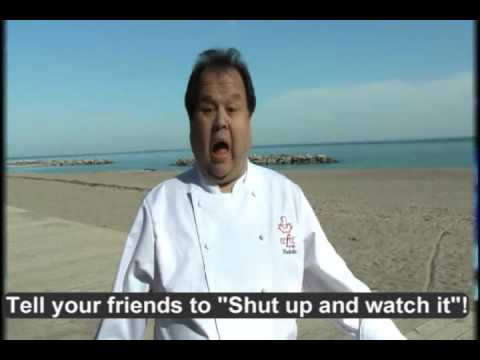 'Shut Up....and start cooking!' Promo