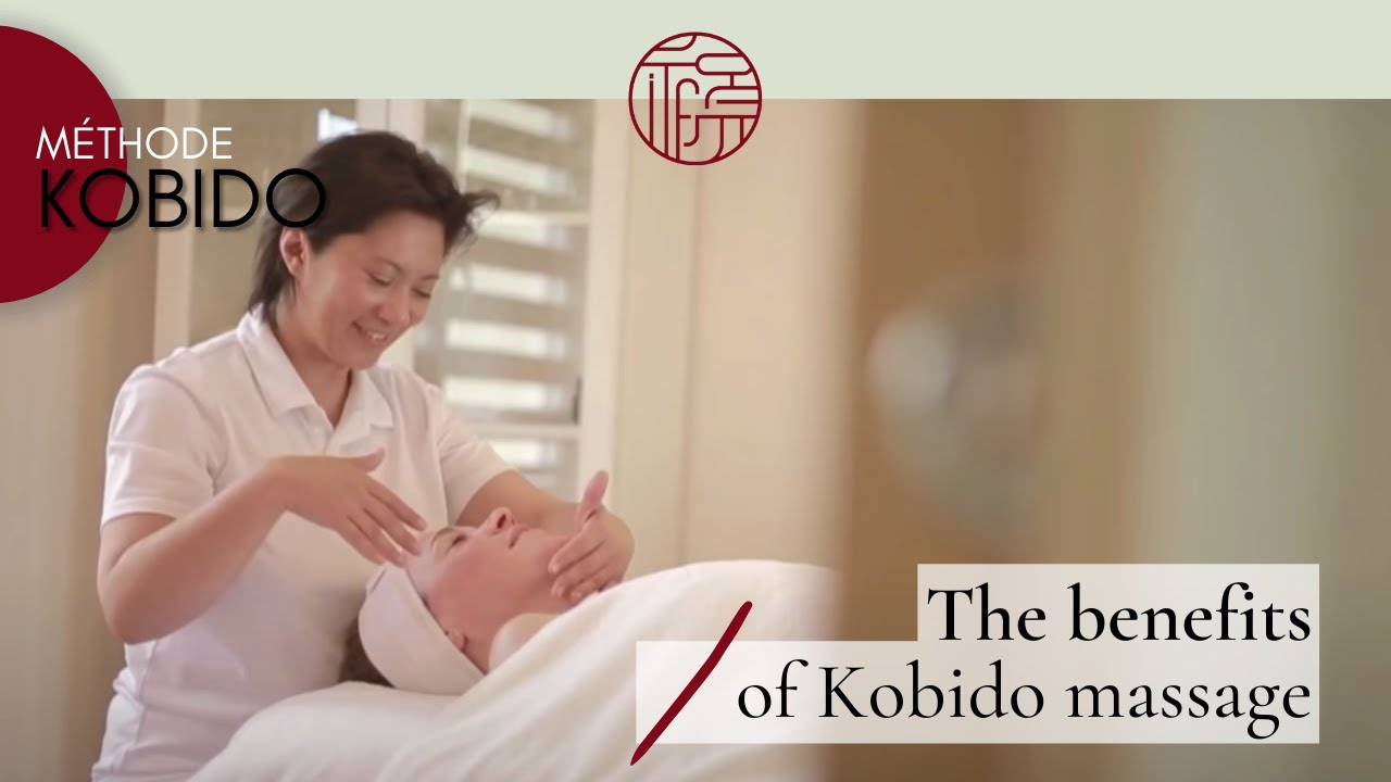 The Benefits of the anti-aging KOBIDO massage by Sandrine Takumi Finch