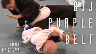 Jimmy DaSilva Purple Belt | ROYDEAN.TV