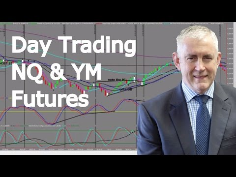Day Trading NQ And YM Futures