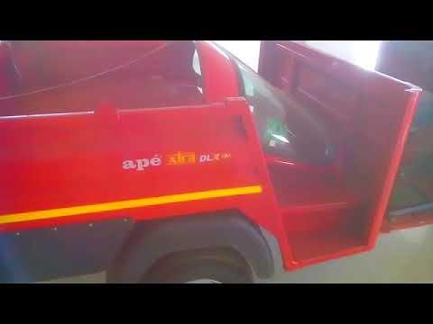 Piaggio Ape Xtra Dlx Passenger Complete Review Including Engine