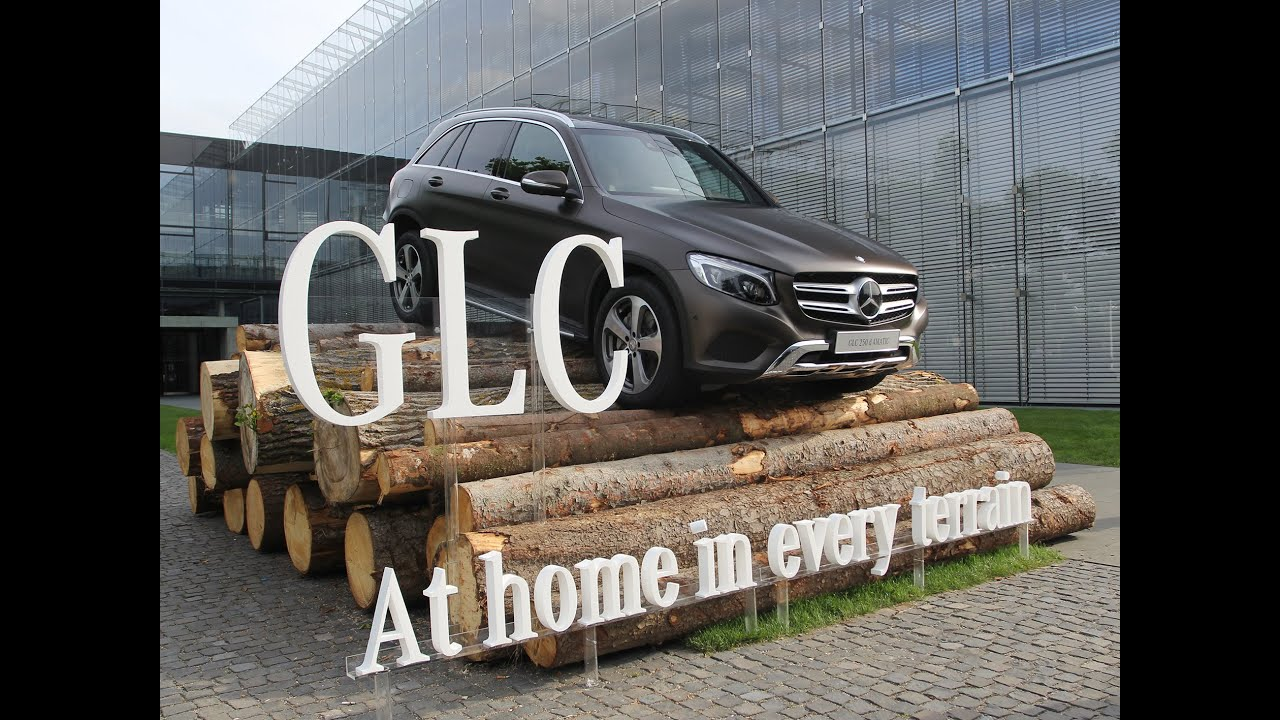 Mercedes-Benz GLC - Weltpremiere 2015