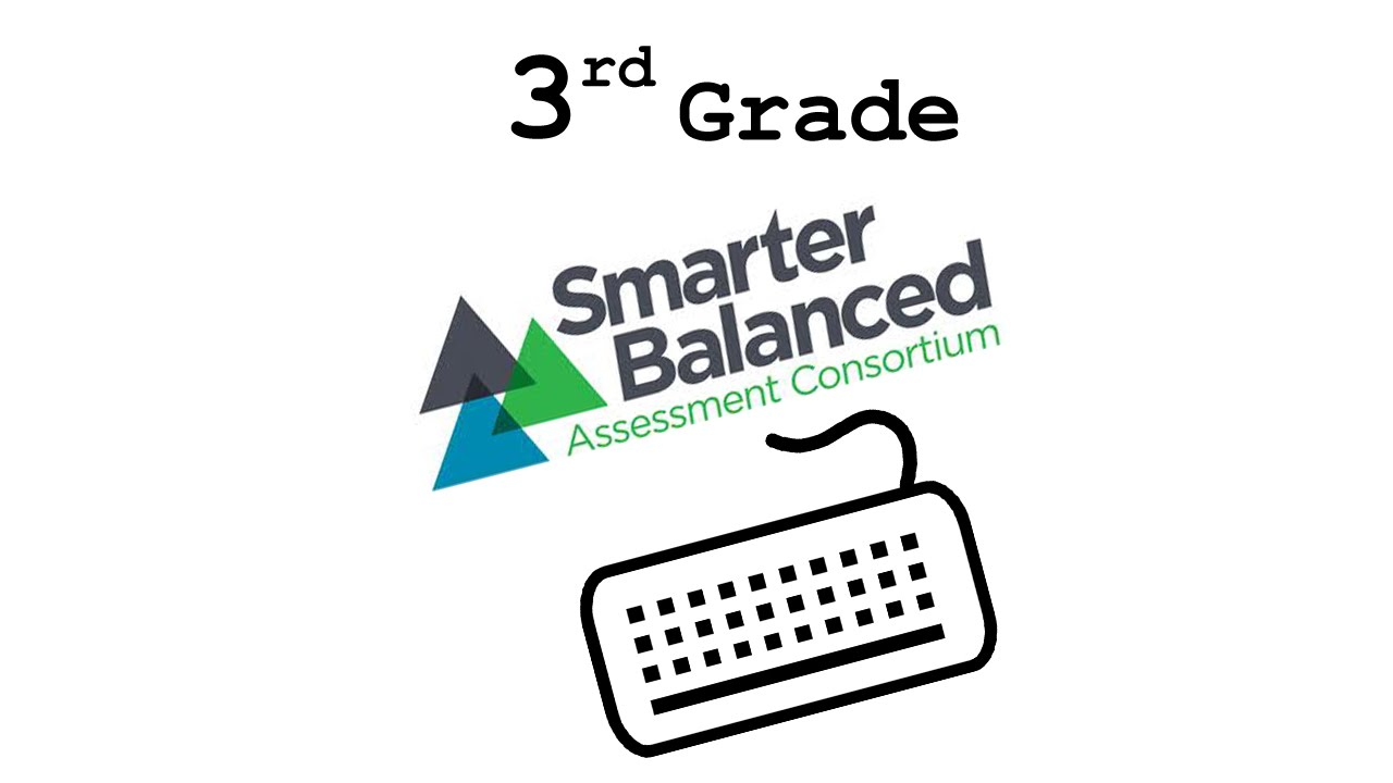 Keyboard Skills Needed: 3rd Grade Smarter Balanced