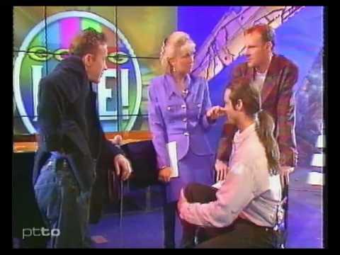 Wet Wet Wet interview   Going Live!   17/04/1993