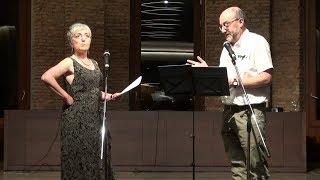 Bonvenon – skeĉo de Laure Patas d' Illiers – Vivu la teatro!