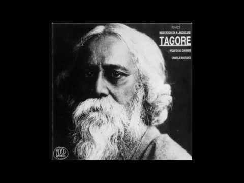 "Wolfgang Dauner - Charlie Mariano –""Meditation On A Landscape - Tagore"""