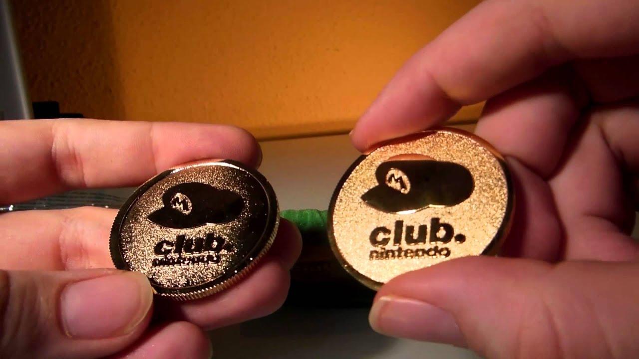 club nintendo earn coins