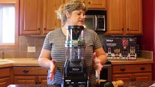 Ninja Intelli Sense Kitchen System with Auto Spiralizer Review and How to Video