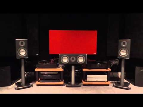 My System Meridian Bryston Monitor Audio SVS XLO JPlay PPA Studio playing Vanessa Fernandez