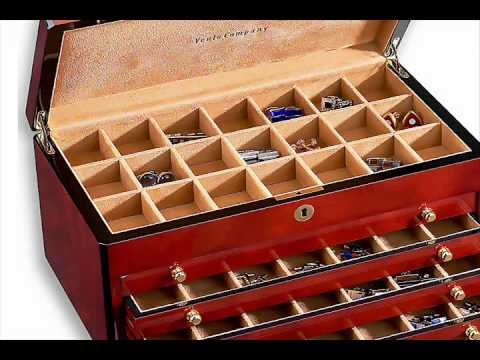 Cufflink Box Buy Cufflink Case 1 888 960 6665 YouTube
