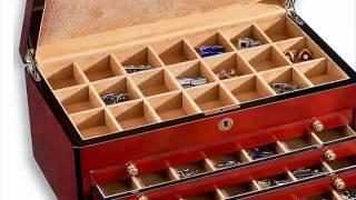 Cufflink Box | Buy Cufflink Case 1-888-960-6665
