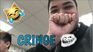 Gambar cover MY FIRST TIME VLOGING IN CLASS! (CRINGE)