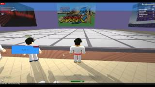 Roblox Game Showcase:Martial Arts Battle Arena-Battling With Kung Fu!