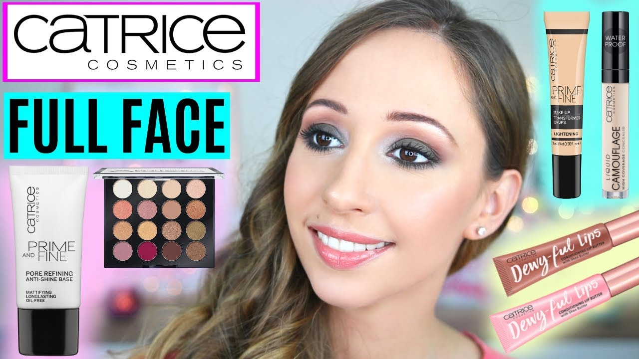 Tutorial catrice absolute nude palette youtube.