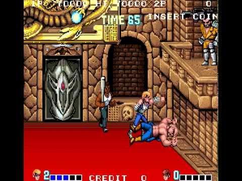 Arcade Longplay [231] Double Dragon