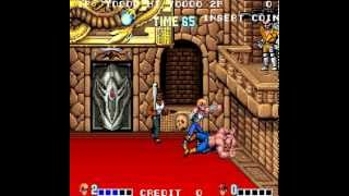 Arcade Longplay [231] Double Dragon