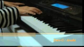 ♪ Zero-G /嵐 耳コピ ピアノ