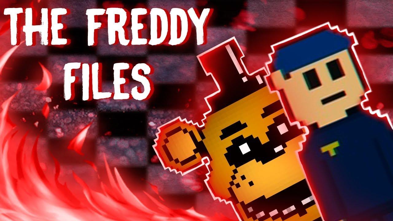 OS ARQUIVOS DO FREDDÃO! - The Freddy Files (DA ZUERA)