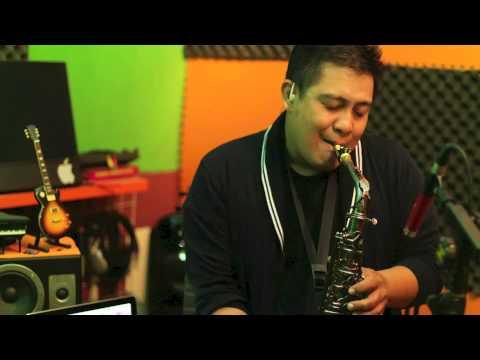 Hujan - Utopia Saxophone Cover