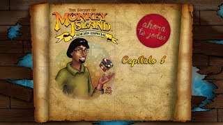 Monkey Island 1 - Comenzando en youtube (1)