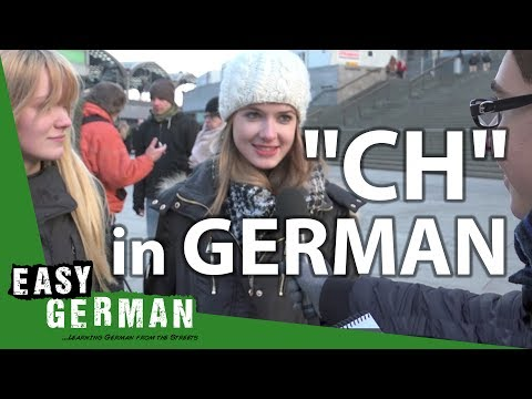 "How to pronounce ""CH"" in German? 