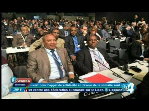 Télé Djibouti Chaine Youtube : JT Afar du 18/11/2017