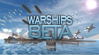 Warship Gameplay on Roblox