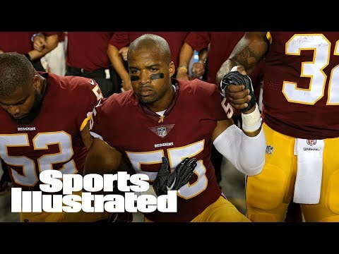 Tiki Barber Thanks Trump For Giving NFL Players Chance To Speak Out | SI NOW | Sports Illustrated