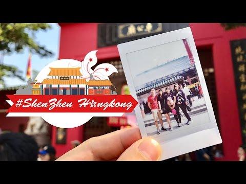 Hongkong Shenzhen 1st time : เที่ยวเซินเจิน ฮ่องกง