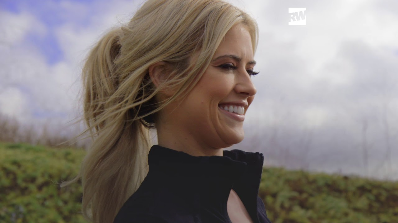 HGTV's Christina El Moussa Makes Running a Part of Her Routine - YouTube