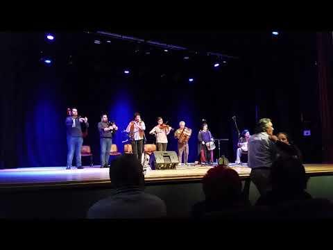 Memorial Moxenas 2019. Aires galegos. Gonzalo Caride e banda + parte dos Erdeiros dos Morenos