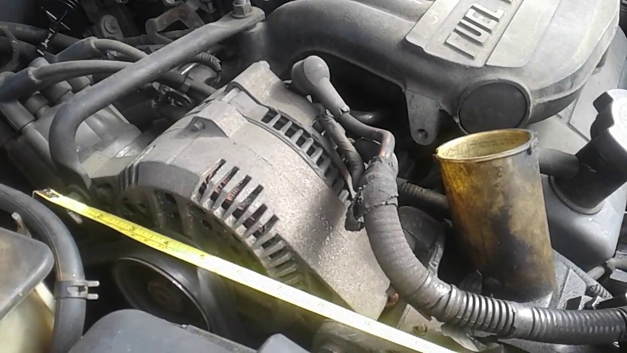 Early Ford Bronco 3g 4g Alternator Conversion Swap Youtube Wiring Diagram