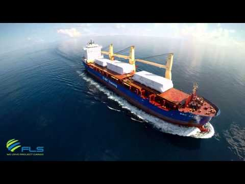FLS Projects - 200,000 Freight Tons transportation from fabrication to site