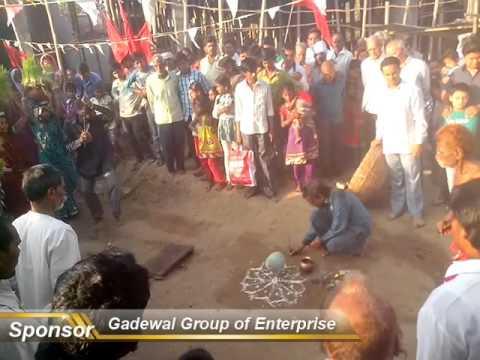 Jaware Nava-Dhanya Navratri Festival : Mera Gaon Mera Desh India