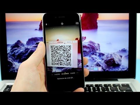 QR Mode : Scanner les QR Codes depuis l'appareil photo