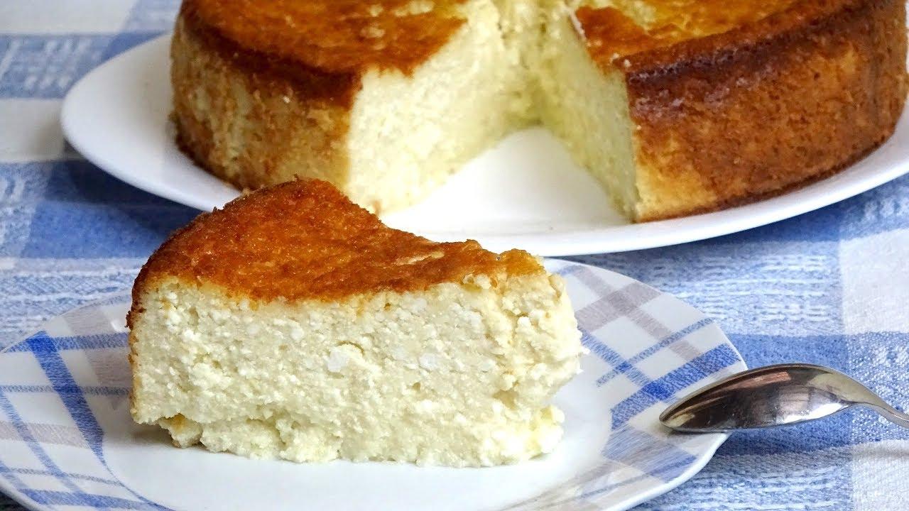 Tarta De Queso Casera Receta Tradicional De La Abuela Jugosa Suave Y Deliciosa