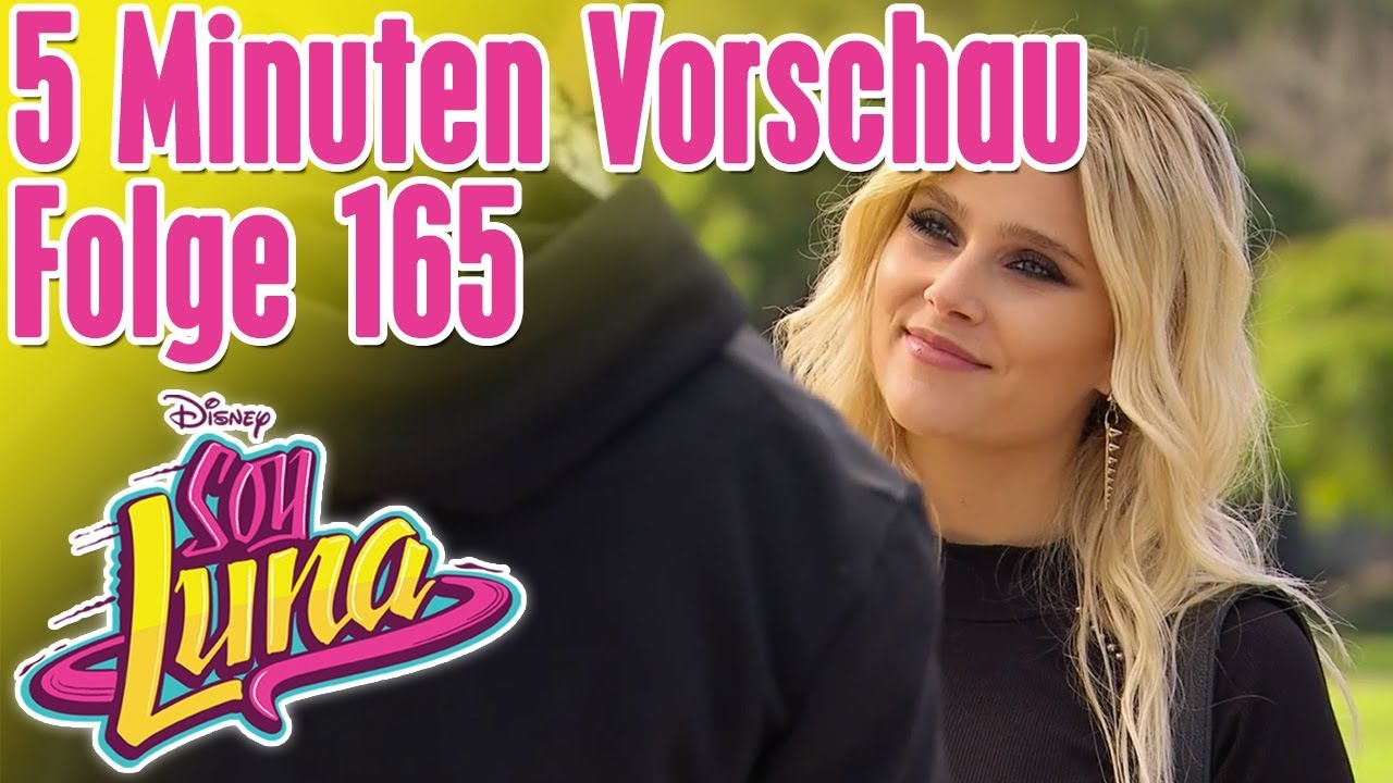 5 Minuten Vorschau Soy Luna Folge 165 Disney Channel Youtube