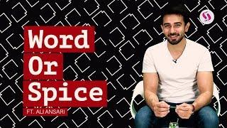 Ali Ansari   Word Or Spice   HUM Spotlight