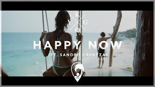 Kygo - Happy Now (ft. Sandro Cavazza) [Music Mp3 Lyrics]