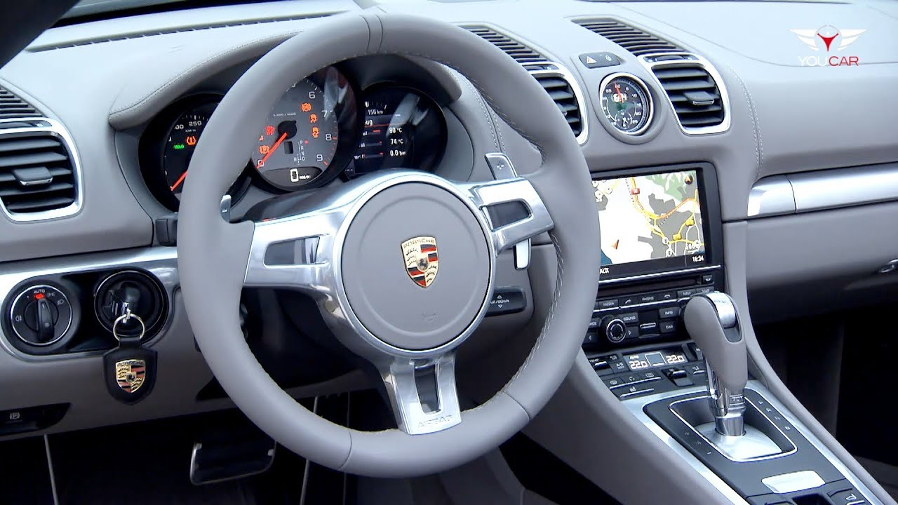 High Quality INTERIOR Of The 2013 Porsche Boxster S Good Ideas