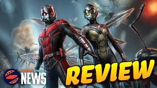 Ant-Man and the Wasp - Review!