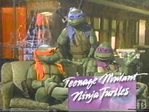 Download Barbara Walters - Teenage Mutant Ninja Turtles Commercial 1991