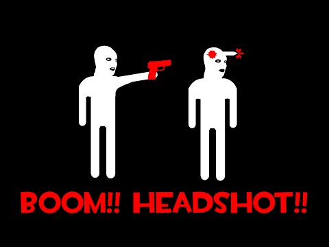 Boom headshot compilation! Original song