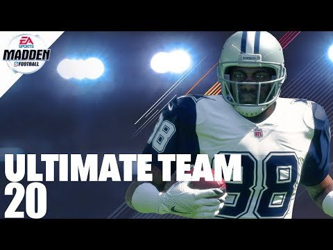 Madden 18 Ultimate Team - Thanksgiving Promo! Ep.20