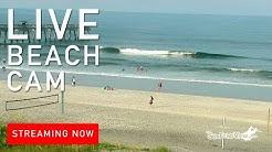 Live Surf Cam: Jacksonville Pier, Florida
