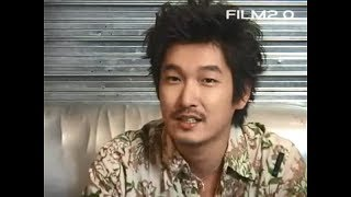 2004년 조승우 '필름2.0' 인터뷰 - 하류인생