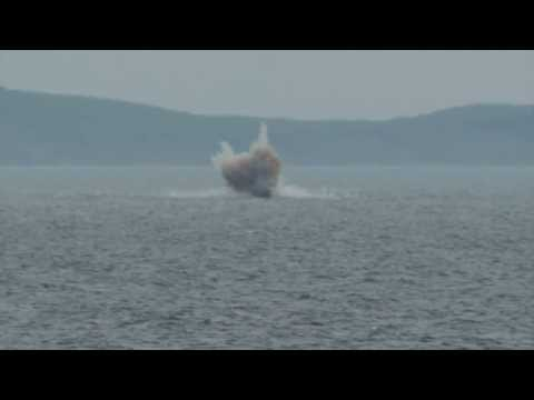MBDA'S BRIMSTONE Simultaneously Destroys Multiple Attack Craft In Salvo Firing